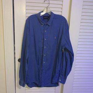 Polo Ralph Lauren Classic Dry Fit L/S Button-down